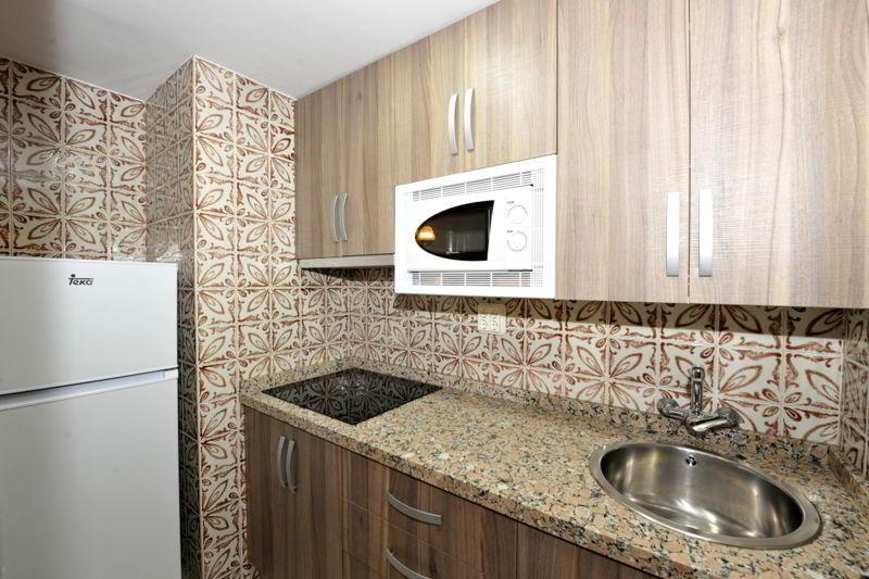 Cocina Apartamentos Chinasol