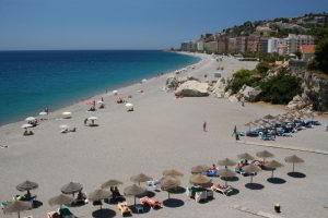 Playa Velilla Almuñécar