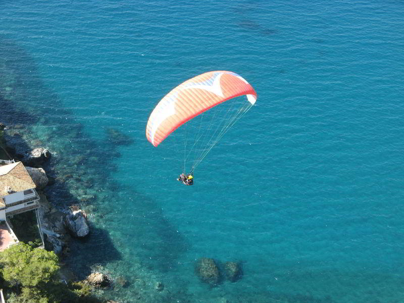 Parapente Costa Tropical