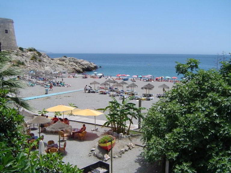 Playa Tesorillo