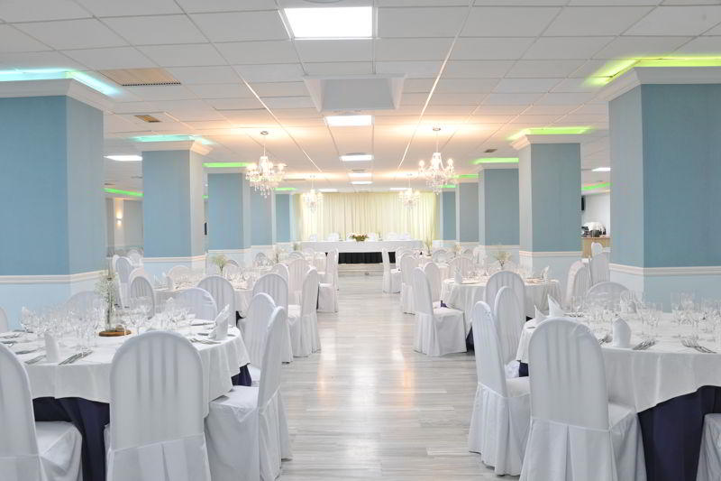 Sala celebraciones Apartamentos Chinasol