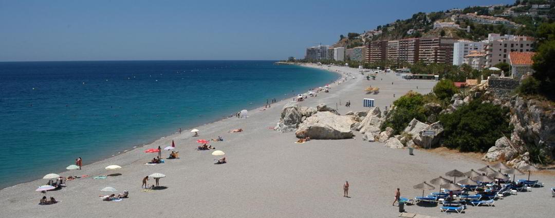 Playa la Velilla