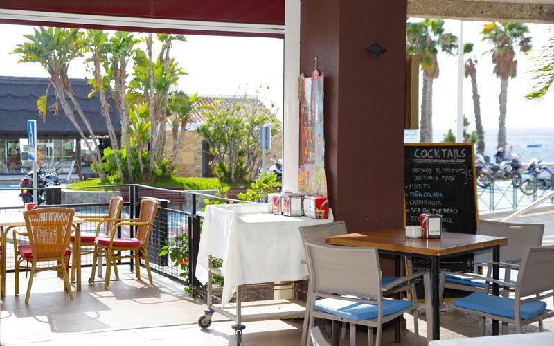 Restaurante Apartamentos Chinasol