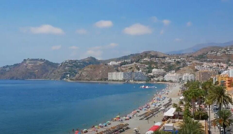 Playa San Cristobal Almuñecar