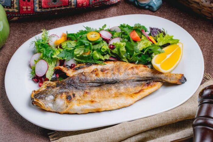 pescado para niños Almuñécar