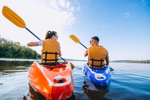 Kayak Almuñécar